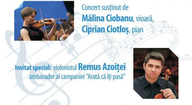 """Invitație la """"Armonii Albastre"""", concertul caritabil pentru copiii și tinerii cu autism"""