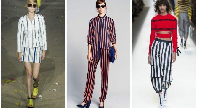 Tendințe în modă Primăvară/Vară 2017