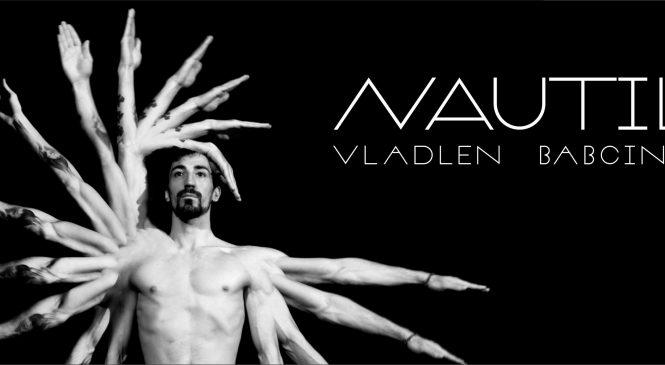 Nautilus, conexiunea omului cu natura prin ochii artistului Vladlen Babcinetchi