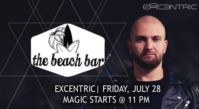 Excentric @Beach Bar