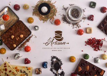 Dincolo de ușile L` Artisan se află o poveste: Ștefan Buraga, tânărul care dă o altă dimensiune ciocolatei