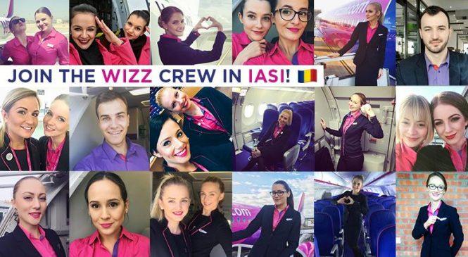 O nouă companie aeriană recrutează însoțitori de bord la Iași