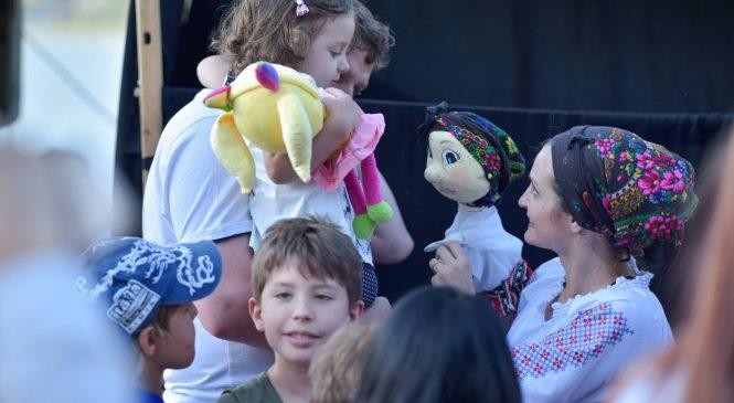 Puppets Art Time, teatrul de buzunar
