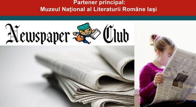 Ateliere de jurnalism pentru copii