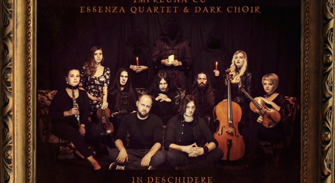 Tenebres, formația ieșeană de gothic metal, se pregătește de primul turneu național