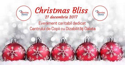 Christmas Bliss – Fii tu bucuria, speranța și zâmbetul!