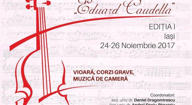 """Concurs Național de Interpretare la Universitatea Naţională de Arte """"George Enescu"""""""
